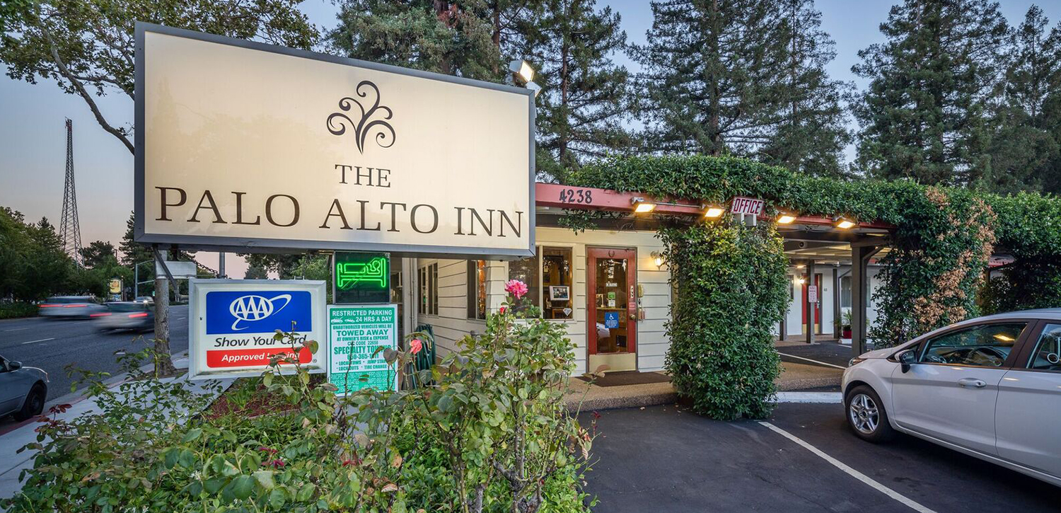 A Charming Palo Alto California Boutique Hotel