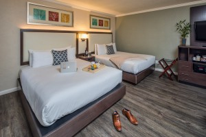 The Palo Alto Inn - Guest Room with 2 Beds